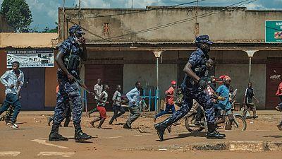 Uganda charges opposition MPs over machete killings