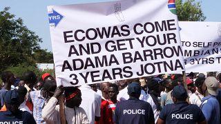 "Gambie : ""Les victimes de Jammeh obtiendront justice"", selon Hamid Adamioh"