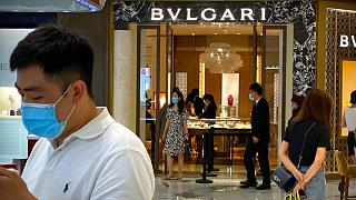Bulgari store