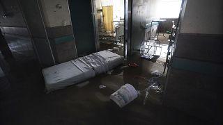 بیمارستان شهر تولا در مکزیک
