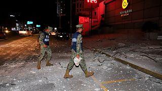 Meksika'da 7.0 büyüklüğünde deprem meydana geldi, en az 1 kişi hayatını kaybetti
