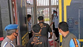 افزایش تدابیر امنیتی پس از آتشسوزی در زندانی در اندونزی