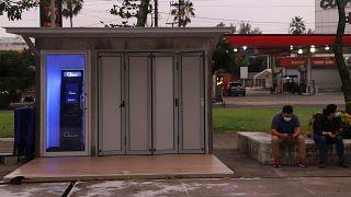 El Salvador'da bazı noktalara Bitcoin ATM'leri yerleştirildi