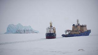 روسیه ناوگان هستهای یخشکنش را در قطب شمال توسعه میدهد