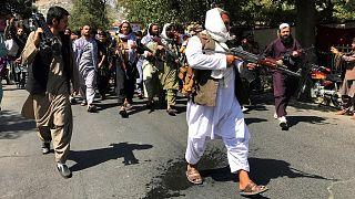 نیروهای مسلح طالبان در کابل