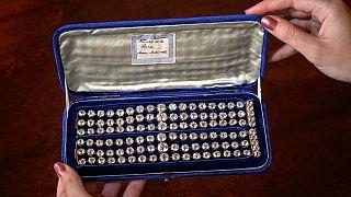 Bracelets de la reine de France Marie-Antoinette seront mis aux enchères le 9 novembre prochain, Genève, 8/09/2021