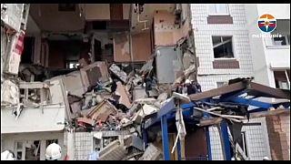 Explosion in Noginsk