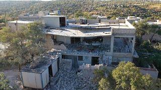 قصف لقوات النظام على مبنى يضم نقطة طبية في شمال غرب سوريا (المرصد)