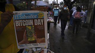Bitcoin'in yasal olarak kullanılmaya başlandığı El Salvador'da ilk gün sistem çöktü, protestolar yaşandı.