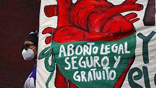 Meksika Yüksek Mahkemesi: Kürtajın cezalandırması anayasaya aykırı