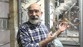 Yazar Ahmet Altan