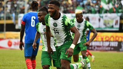 Nigeria, Senegal, Tunisia make mark in 2022 World Cup Qualifiers