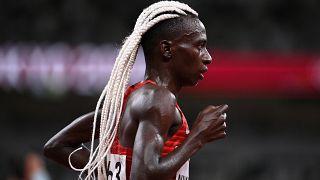 'Keep looking forward' says Niyonsaba, barred from 800m