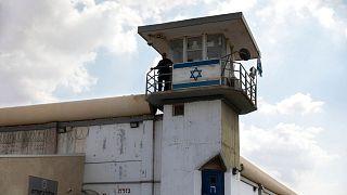 زندان جلبوع در شمال اسرائیل