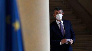 نخست وزیر جمهوری چک