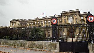 وزارة الخارجية الفرنسية في باريس.