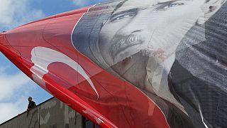 Ο Κεμάλ Ατατούρκ (φωτογραφία αρχείου)