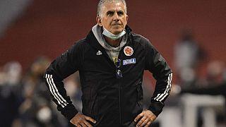 Football : Carlos Queiroz prend les rênes de l'Egypte