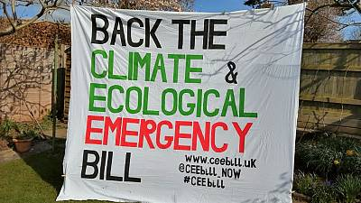 Campaigners are hoping the CEE Bill is the impetus the UK needs to adequately address the climate crisis.