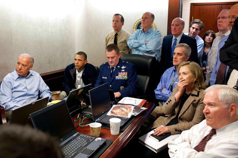 Pete Souza/The White House via AP