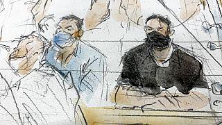 Salah Abdeslam, provocador en el inicio del juicio por la masacre yihadista del 13-N en París