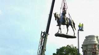 Confederate Monument Richmond Removal