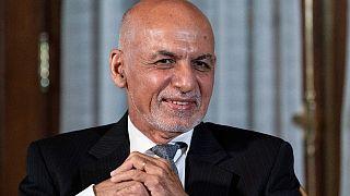 Eski Afganistan Devlet Başkanı Eşref Gani