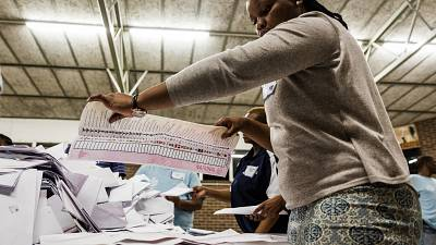 South Africa sets contentious local polls for November 1