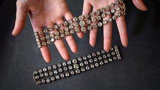 دو دستبند ماری-آنتوانت، ملکه پیشین فرانسه