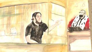 Paris attacks trial - Abdeslam