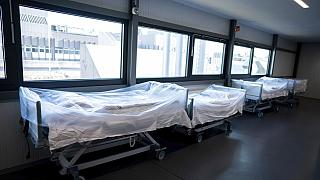 In einer Vivantes-Klinik in Berlin