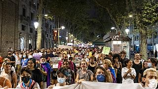 Protestas continúan en España pese a falsa agresión homófoba