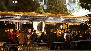 Число жертв пожара в COVID-больнице в Тетово возросло до 14