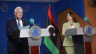 """L'UE peut aider """"davantage"""" la Libye en vue des élections"""