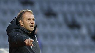 Bundestrainer Hans-Dieter Flick