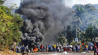 Afrique du Sud : les émeutes ont coûté plus d'un milliard de dollars
