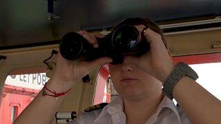 Ρωσία: Μια γυναίκα στο τιμόνι πυρηνικού παγοθραυστικού