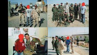 ABD ve İtalyan ordusunda görev almış Afgan çevirmen 'Vega'