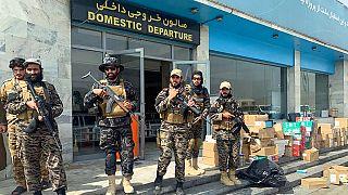 Kabul sotto la stretta del governo talebano
