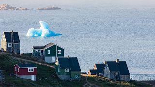 شهر تاسیلاک در گرینلند