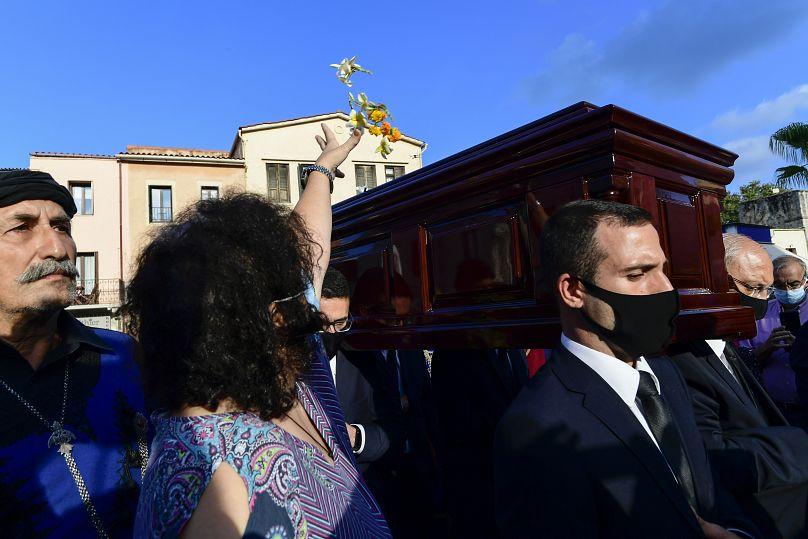 Michael Varaklas/AP