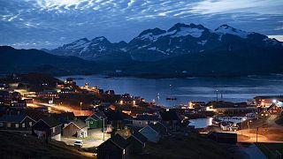 Tasiilaq kasabası, Grönland