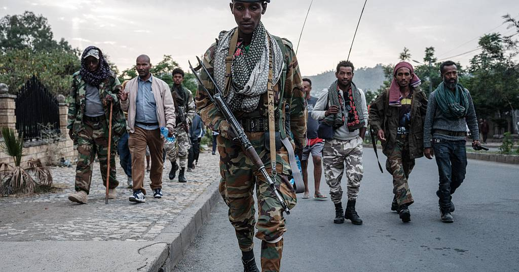 Ethiopia says TPLF rebels 'routed' in Afar after months of clashes