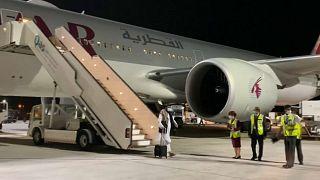 Une centaine de ressortissants étrangers sont arrivés au Qatar en provenance de Kaboul