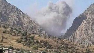 حمله سپاه در اقلیم کردستان عراق