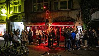 Éjszakai élet Koppenhágában: most már védettségi kártya sem kell a diszkóba