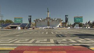 Budapest: 75.000 Gläubige bei Papstmesse erwartet, ohne Test und Maske