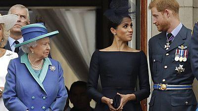 British royals back Black Lives Matter: representative