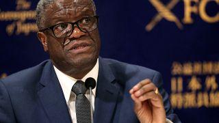 RDC : Denis Mukwege appelle à la création d'un tribunal international