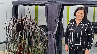 Dalia Lukauskiene, who organises the market in Raseiniai.